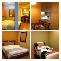 Photo taken at Hanwha Resorts Seorak by Suziey S. on 4/18/2013