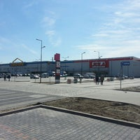 Photo taken at Europa Centralna by Marcin K. on 4/16/2013