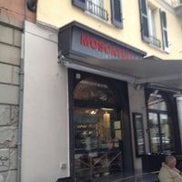 Photo taken at Moscatelli by Lorenzo C. on 12/1/2012