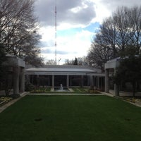 Photo taken at Jimmy Carter Presidential Library & Museum by 1Harold W. on 2/16/2013