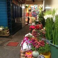 Photo taken at Mercado La Merced by Luis Felipe S. on 2/7/2013
