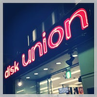 Photo taken at Disk Union by SECT on 9/16/2013