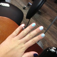 Photo taken at Express Nails by Katrin K. on 7/27/2013