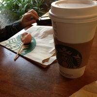 Photo taken at Starbucks by Jen R. on 1/15/2013
