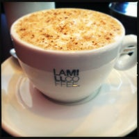 Photo taken at Lamill Coffee Boutique by Jen R. on 2/23/2013