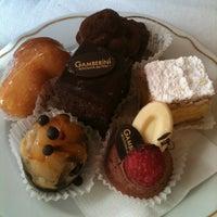 Photo taken at Café Pasticceria Gamberini by Serena on 10/14/2012