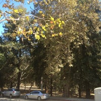 Photo taken at Griffith Park - Western Ave Entrance by elisabete m. on 11/12/2012