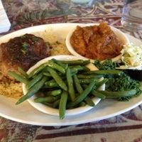 Photo taken at Carolina Kitchen by Sydney O. on 1/19/2013
