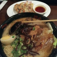 Photo taken at Ajisen Ramen by Andrew L. on 8/1/2013