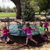 Photo taken at Wallingford Playfield by Steph T. on 4/23/2013