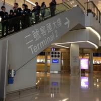 Photo taken at Terminal 2 by LV on 11/28/2012