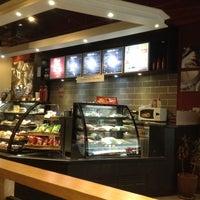 Photo taken at Costa Coffee by Shriram S. on 2/13/2014