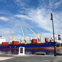 Photo taken at Puerto de Veracruz by Esmeralda G. on 5/28/2013