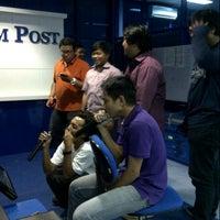 Photo taken at Kaltim Post Samarinda by Areena H. on 10/16/2012