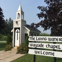 Photo taken at The Living Water Wayside Chapel by José L. on 7/7/2015
