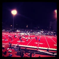 Photo taken at Roos Field by Lance K. on 12/2/2012