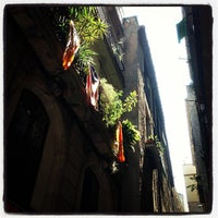 Photo taken at Carrer de Sant Domenec del Call by Philippe K. on 7/22/2013
