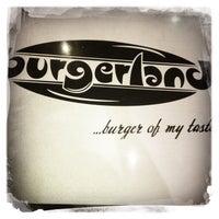 Photo taken at Burgerland by Vit F. on 5/21/2013