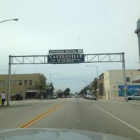 Photo taken at City of Castroville by Aly G. on 4/21/2014