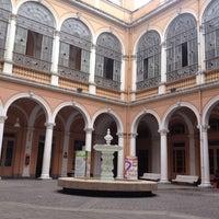 Photo taken at Facultad de Ciencias Económicas (UBA) by 🐾 ludmy 🐾 on 12/4/2012