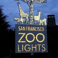 Photo taken at San Francisco Zoo by Selene A. on 12/29/2012