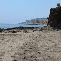 Photo taken at Playa de Calabajío by Mari M. on 7/4/2013