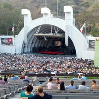 Photo taken at The Hollywood Bowl by Joel L. on 7/27/2013