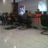 Photo taken at Bank BRI by Daud e. on 9/21/2012