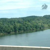Photo taken at Tennessee River Bridge by I-80 Queen 👑💄 on 7/23/2013