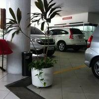 Photo taken at Honda Nova Luz by Gilzete on 10/3/2012