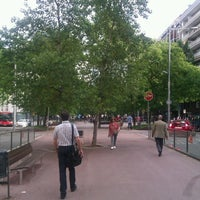 Photo taken at Avinguda de Josep Tarradellas by Roger P. on 6/17/2013