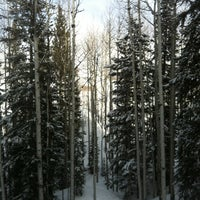 Photo taken at Crested Butte Mountain Resort by Gigi P. on 2/25/2013