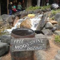 Photo taken at Ole Smoky Moonshine Distillery by Sydney G. on 4/6/2013