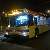 Photo taken at SEPTA Fern Rock Transportation Center by Marcus M. on 11/24/2012