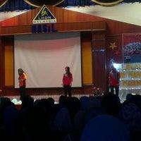 Photo taken at Dewan Hasil by Nur Fatin B. on 8/27/2013