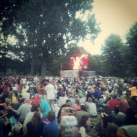 Photo taken at Erasmuspark by Esther T. on 7/27/2013