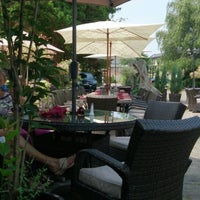 Photo taken at The Priory Restaurant & Hotel Caerleon by Delphine J. on 7/22/2013