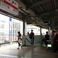 Photo taken at Esaka Station (M11) by Tsuyoshi I. on 6/27/2013