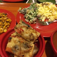 Photo taken at Sweet Tomatoes by William E. on 8/21/2016