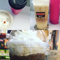 Photo taken at Dunkin Donuts by Dee on 9/29/2015