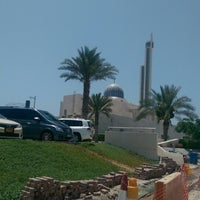 Photo taken at Abdulrahman Saddik Mosque by Fahil F. on 6/10/2014