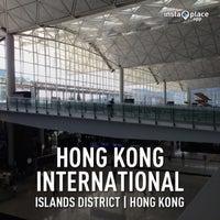 Photo taken at Hong Kong International Airport (HKG) by Mauree S. on 7/3/2013
