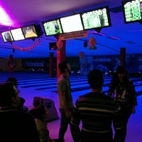 Photo taken at King Center - Go-Kart & Bowling by Francesco B. on 11/2/2014