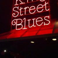 Photo taken at King Street Blues by Derek Z. on 6/7/2013