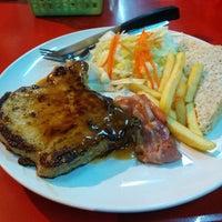 Photo taken at Extra Steak2 by Saran R. on 4/26/2014