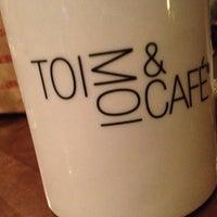 Photo taken at Toi, Moi & Café by Micah R. on 11/5/2012