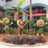 Photo taken at Disney's Coronado Springs Resort and Convention Center by HIK on 5/3/2013