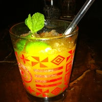 Photo taken at Trader Vic's by Valerie D. on 12/27/2012