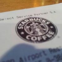 Photo taken at Starbucks Coffee by Jose Antonio M. on 5/9/2013