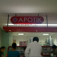 Photo taken at Apotik Melawai by RizQiLicious R. on 10/8/2012